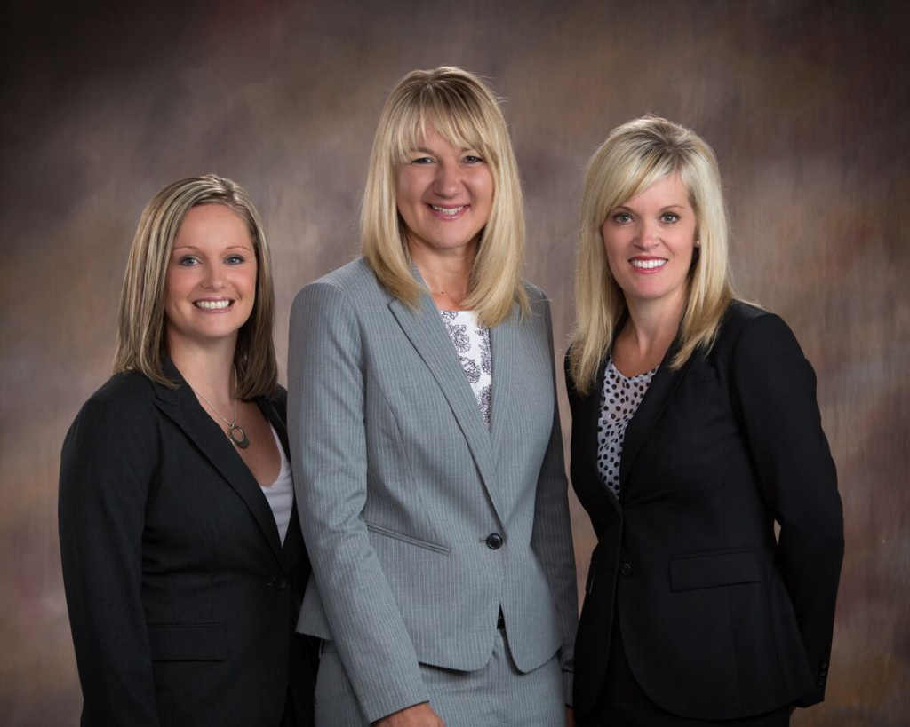 Our three nurse practitioners.
